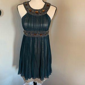 NITELINE 100% silk DRESS